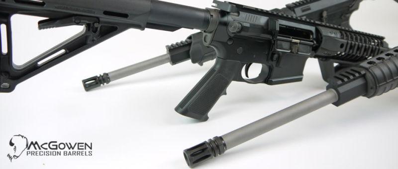 AR15 & AR10 Barrels - McGowen Precision Barrels