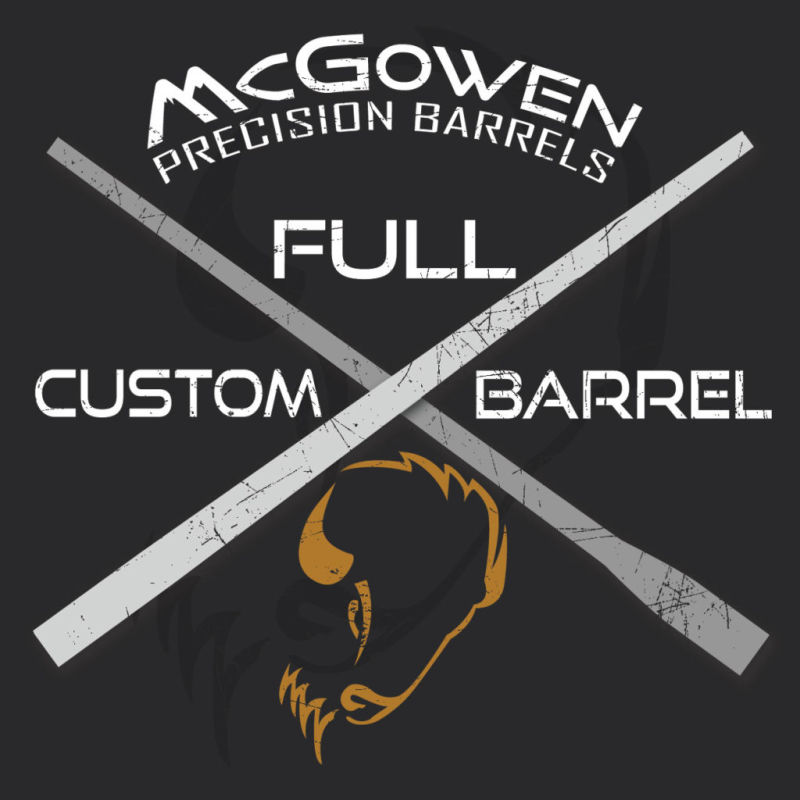 Full Custom Barrel