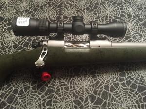 Greg's 7mm BR Mountain Rifle - McGowen Precision Barrels